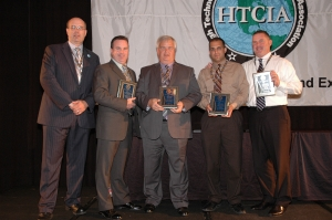 HTCIA 2011 Case of the Year winners Eichbaum, Cook, Sunseri & Maloney