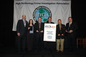 HTCIA 2011 Chapter of the Year: Southern California